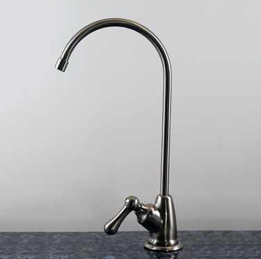 DEU-110 Designer Euro Brushed Nickel Faucet
