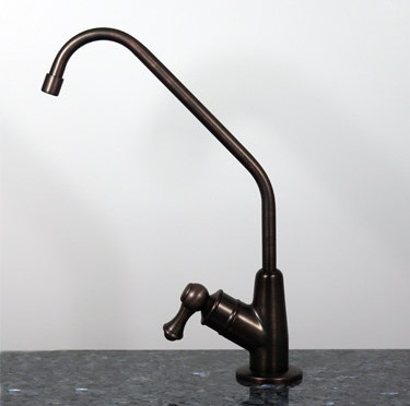 DLR-140 Designer Long Reach Antique Bronze Faucet