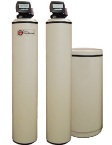 TwinStream Utilizes Two Water Conditioners For Residential Use