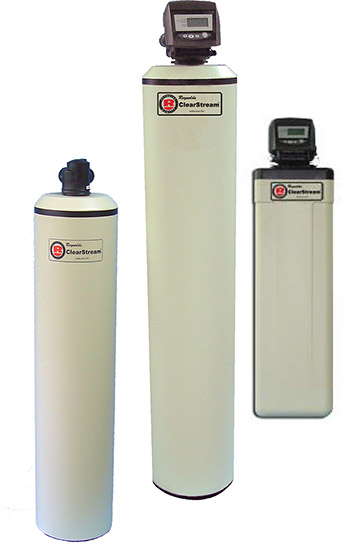A Variety of Water Softener Filters