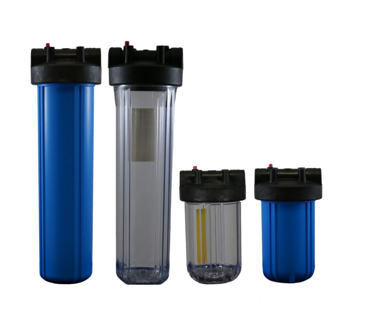 Residential and Commercial, City and Well Water Filters
